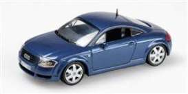 Minichamps - Audi  - mc430017229 : 1998 Audi TT, blue