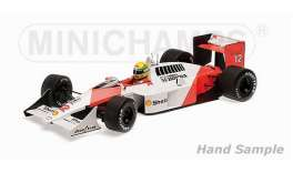 Minichamps - McLaren Honda - mc540881212 : McLaren Honda MP4/4 Ayrton Senna World Champion 1988, white/red/black