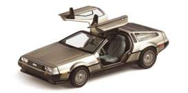 Vitesse SunStar - Delorean  - vss24000 : Delorean DMC 12 Coupe *Back to the Future Original* (with opening doors)