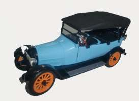 Signature Models - Reo  - sig32305b : 1917 Reo Touring, light blue