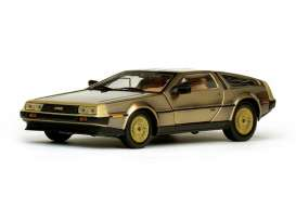 SunStar - Delorean  - sun2702 : 1981 Delorean LK Sport Coupe, gold plated
