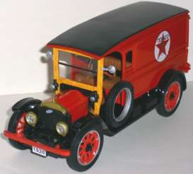 Signature Models - White  - sig32322 : 1920 White Texaco Delivery Van