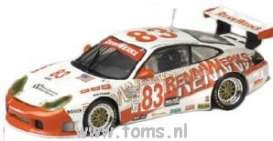 Minichamps - Porsche  - mc400036983 : 911 GT3 RS #83 Overbeck