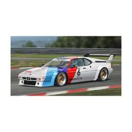 Revell - Germany - BMW  - revell07247 : 1979 BMW M1 Procar Rally (plastic modelkit)