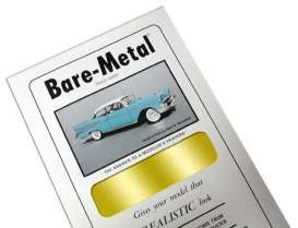 Bare metal foil - non  - bmgold : Bare-Metal gold foil