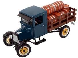 Signature Models - Ford  - sig32331 : 1923 Ford Model TT Stake Truck, turquoise