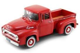 Signature Models - Ford  - sig32386r : 1956 Ford F100 Pick Up, red