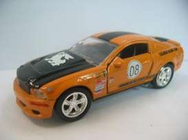 Shelby Collectibles - Shelby  - shelby8TR6402 : 2008 Shelby Terlingua Mustang #08, orange with black hood