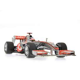 Minichamps - McLaren  - mc530104371 : Vodafone McLaren Mercedes Showcar 2010 Jenson Button (Limited Edition qty TBA)