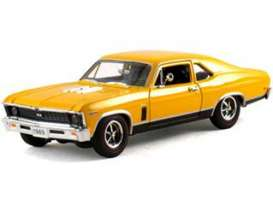 Signature Models - Chevrolet  - sig32436y : 1969 Chevrolet Nova, yellow