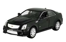 Luxury Collectibles - Cadillac  - lux500bk : 2010 Cadillac CTS-V Supercharged, black