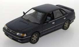 IXO Models - Subaru  - ixclc226 : 1989 Subaru Legacy 2.0 Turbo RS, blue