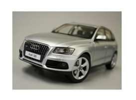 Kyosho - Audi  - kyo9242s : 2013 Audi Q5 S-Line, ice silver