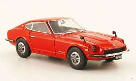 Kyosho - Nissan  - kyo8219RK : Nissan Fairlady Z-L (S30) Street Sports, red