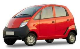 Norev - Tata  - nor186625 : 2009 Tata Nano, red