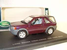Universal Hobbies - Land Rover  - UH1505 : 1998 Land Rover Freelander, burgundy