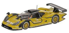 Minichamps - Porsche  - mc430986900 : Porsche 911GT1 Weissach rollout version 1998