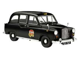 Revell - Germany - London TX Taxi Cab  - revell07093 : London Taxi, plastic modelkit