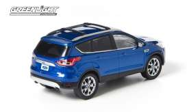 Greenlight - Ford  - gl86025 : 2013 Ford Escape (Kuga), deep impact blue