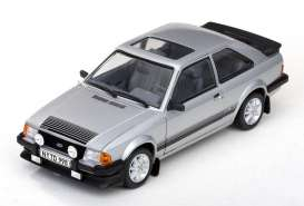 SunStar - Ford  - sun4998 : 1984 Ford Escort MKII RS1600i, silver