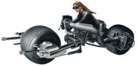Moebius - Batman  - moes0938 : 1/18 Batman Dark Knight Rises Bad-Pod with Catwoman, plastic modelkit