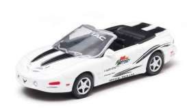 GreenLight - Pontiac  - gl96086 : 1999 Pontiac Firebird Trans Am 30th Anniversary Daytona 500 Pace Car