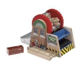 Mattel Thomas and Friends - Thomas and Friends  - MatY4094 : Thomas and Friends Wooden Railway *Wood Chipper*