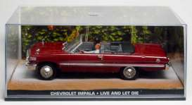 Magazine Models - Chevrolet  - magJBimpala : Chevrolet Impala *live and let die*, burgundy