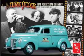 AMT - Ford  - amts791 : 1940 Ford sedan delivery *Three Stooges*, plastic modelkit