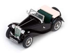 Vitesse SunStar - MG  - vss29113 : 1946 MG TC open, black