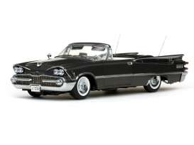 SunStar - Dodge  - sun5472 : 1959 Dodge Custom Royale Lancer open Convertible, black