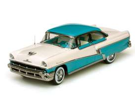 SunStar - Mercury  - sun5143 : 1956 Mercury Montclair Hard Top, lauderdale blue/classic white