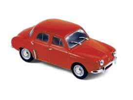 Norev - Renault  - nor513077 : 1961 Renault Dauphine, red