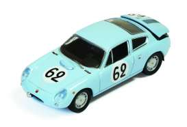 IXO Models - Simca Abarth - ixlmc148 : 1962 SIMCA Abarth 1300 #62 Balzarini/Albert, blue