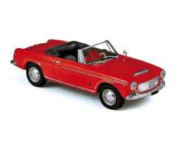 Norev - Fiat  - nor770221 : 1959 Fiat 1200 Spider, red