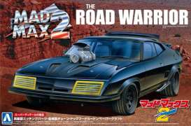 Aoshima - Ford  - abk104661 : 1/24 Ford Falcon Mad Max 2 Interceptor Super Detail, plastic modelkit
