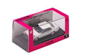 Dism - Nissan  - dism14111w*6 : 1980 Nissan Skyline 2000 Turbo GT with Working Lights (see other picture), white