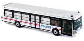 Norev - Irisbus  - nor530205 : 2008 Irisbus Citelis*Police Nationale Transport de Personnes interpellees*, white