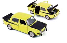 Norev - Simca  - nor185708 : 1976 Simca 1000 Rallye 2, maya yellow