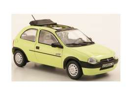Magazine Models - Opel  - MagOcorsaBy : Opel Corsa B Swing, yellow-green