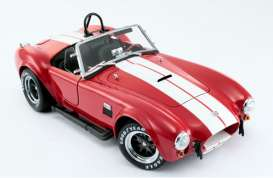 Kyosho - Shelby  - kyo8045RA : Shelby Cobra 427 S/C, red/white