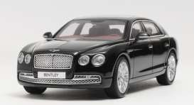Kyosho - Bentley  - kyo5561NX : 2012 Bentley Flying Spur W12, onyx black