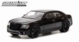 GreenLight - Chrysler  - gl27730D : 2013 Chrysler 300 SRT8 *Black Bandit Series 9*