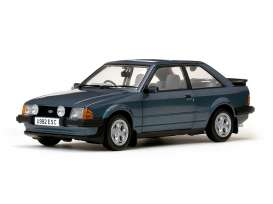 SunStar - Ford  - sun4982R : 1983 Ford Escort XR3i saloon, Caspian blue