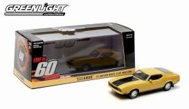 GreenLight - Ford  - gl86412 : 1971 Ford Mustang Mach 1 *Eleanor* Gone in 60 seconds (1974),