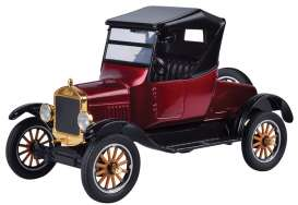 Motor Max - Ford  - mmax79317 : 1925 Ford Model T Runabout, black
