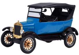 Motor Max - Ford  - mmax79319 : 1925 Ford Model T Touring, blue