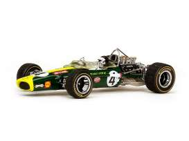 Quartzo - Lotus  - vss27801 : 1968 Lotus 49 #4 Jim Clark *South Africa Grandprix Winner*