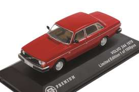 Triple9 Premium - Volvo  - T9P10016 : 1978 Volvo 244, red with beige interior