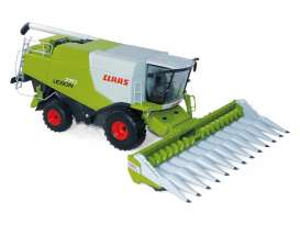 Norev - Claas  - nor320229 : Claas Lexion 770 + Conspeed 12-75C, green/grey